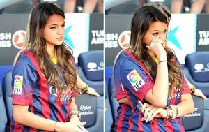 Bruna Marquezine apresentação Neymar choro (Foto: Getty Images)
