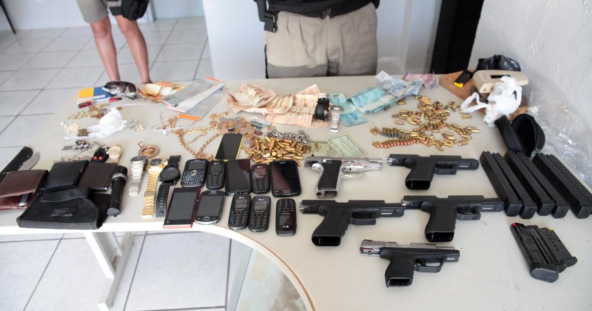 Policial que fez segurança para traficante em Tramandaí é preso - Globo.com