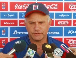 Toninho Cecílio Paraná (Foto: Rafael Les/Globoesporte.com)
