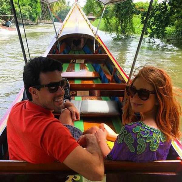 Marina Ruy Barbosa e o namorado, Xande Negrão (Foto: Reprodução / Instagram)
