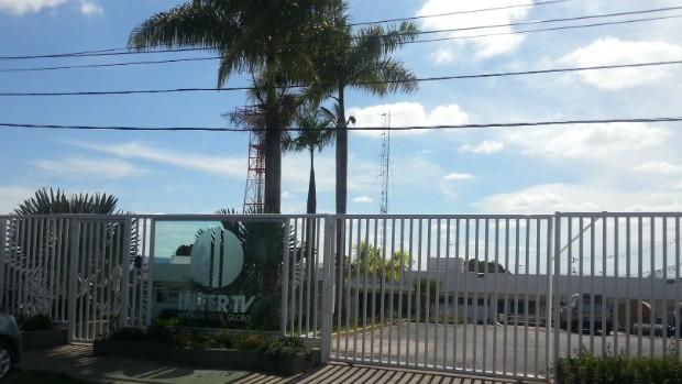 Sede da Inter TV Grande Minas fica na cidade de Montes Claros. (Foto: Nicole Melhado / Inter TV MG)