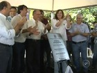 Geraldo Alckmin visita região e anuncia duplicação da SP-333