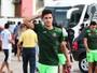 Everton Santos não treina e André e Eduardo são poupados no Santa Cruz