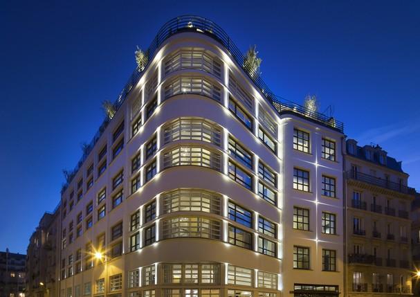 O hotel Le Cinq Codet (Foto: Divulgação)