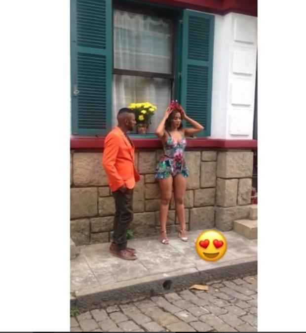 Nego do Borel e Anitta (Foto: Instagram / Reprodução)