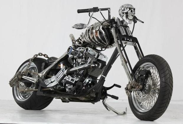Skull Rider foi criada por chinês (Foto: Onno Wieringa/Frank Sander/Divulgação)