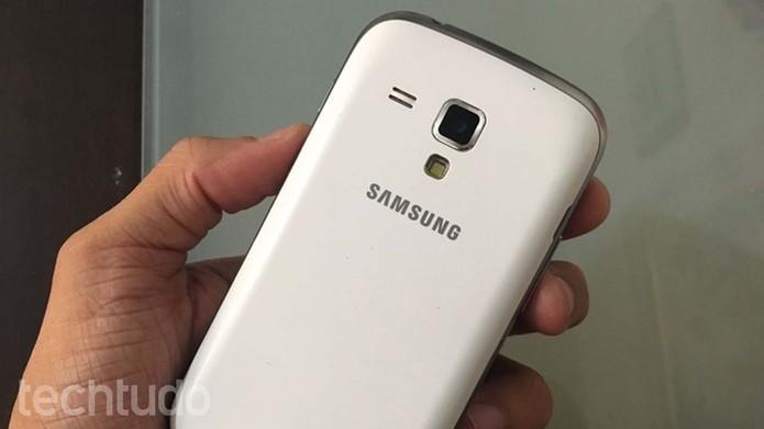 Como colocar o chip no Samsung Galaxy S Duos | Dicas e