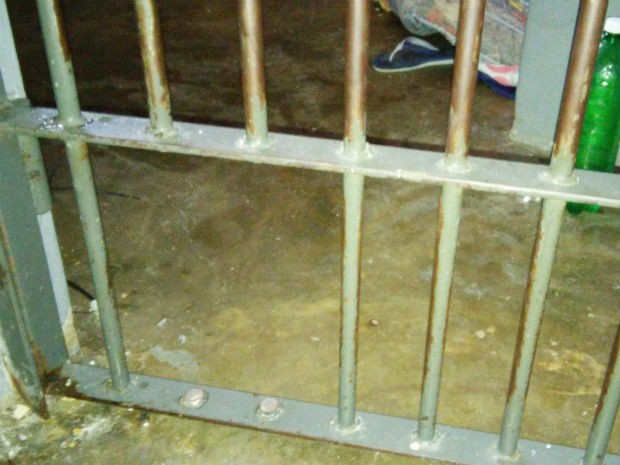 cadeia vazante (Foto: Polícia Civil/Divulgação)