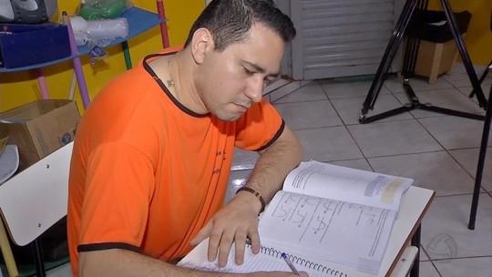 Condenado por tráfico de drogas estuda e garante vaga na universidade