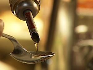 Consumo de azeite aumenta em Uberlândia (Foto: Reprodução/TV Integração)