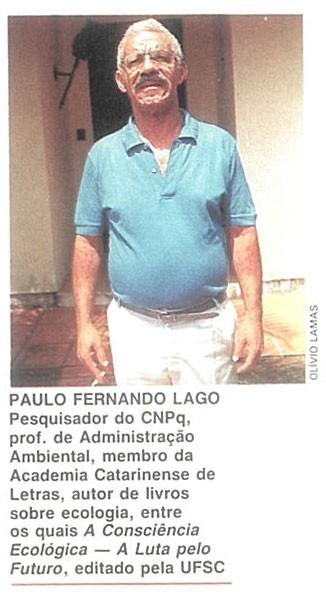 fernando lago-crônica (Foto: Reprodução/Revista Globo rural )