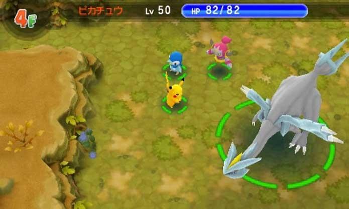 Pokémon Super Mystery Dungeon (Foto: Divulgação/Nintendo)