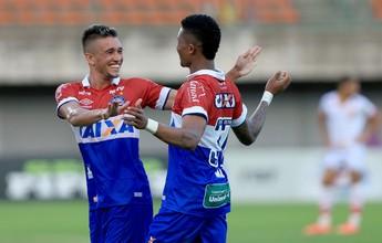 """Mário vibra com primeiro gol no profissional: """"Ano da minha vida"""""""