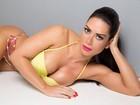 Graciella Carvalho exibe curvas após drama com hidrogel: 'Sou vencedora'