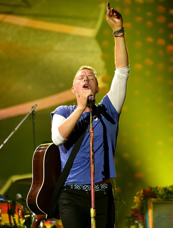 Coldplay se apresenta no Brasil em novembro (Foto: Getty Images)