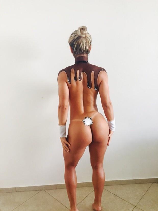 Indianara Carvalho (Foto: divulgação)