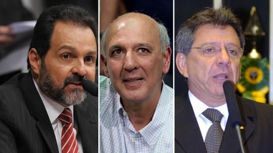 Foto: (Beto Oliveira/Câmara dos deputados/Arquivo; Marcelo Camargo/Agência Brasil/Arquivo; Elton Bomfim/Câmara dos Deputados/Arquivo)