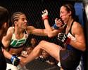 Jessica Andrade nocauteia Jessica Penne em sua estreia no peso-palha