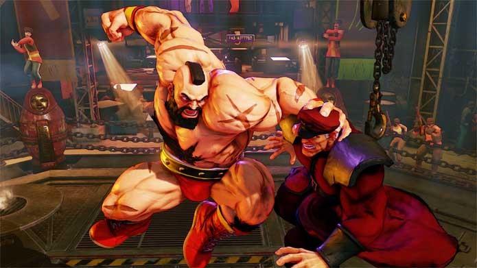 Street Fighter 5 mais barato na pré-venda (Foto: Divulgação/Capcom)