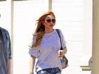 Pais de Lindsay Lohan são banidos de seu reality show, diz site
