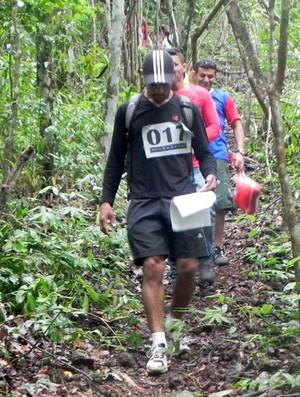 Primeira etapa do Cajuina Trekking  (Foto: Cajuina Trekking -)