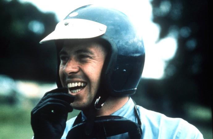 Jim Clark piloto Fórmula 1 (Foto: Getty Images)
