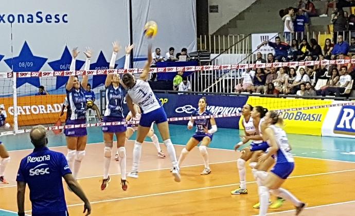 Rio de Janeiro Valinho Superliga (Foto: João Gabriel Rodrigues)