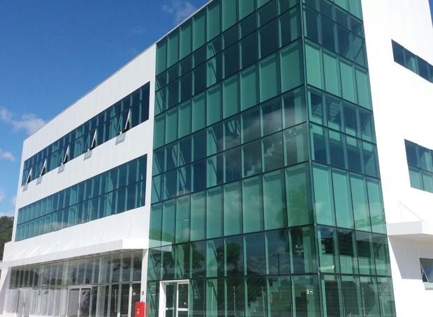 Nova sede da Inter TV dos Vales será inaugurada em Ipatinga (Foto: Ana Paula Vasconcelos/Inter TV)