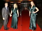 Famosos comparecem ao casamento de Rodolfo Medina e Livia Rossy no Rio