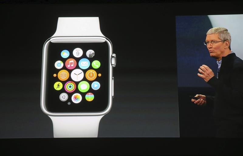 Apple lança relógio inteligente, novo MacBook e parceria com HBO