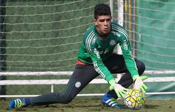 Com novidades, Palmeiras divulga lista de relacionados para jogo no DF