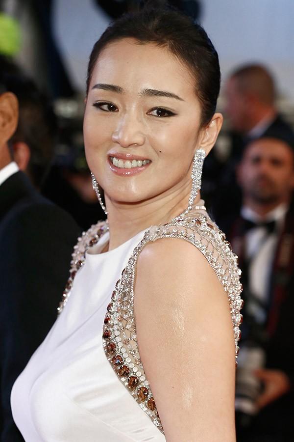 Gong Li - 31 de dezembro (Foto: Getty Images)