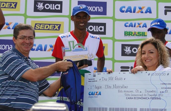 Volta da Pampulha - Giovani dos Santos, ganhador (Foto: Fernando Martins Y Miguel)