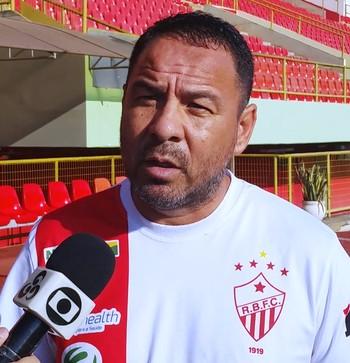 Artur Oliveira, técnico do Rio Branco-AC (Foto: Duaine Rodrigues)