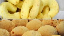 Qual é o seu quitute favorito, chipa  ou pão de queijo? Veja as receitas (reprodução / internet)