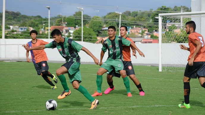 Manaus FC (Foto: Emanuel Mendes Siqueira)