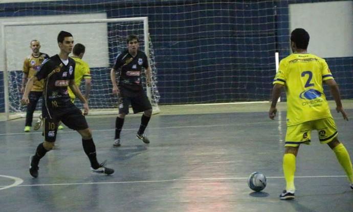 Com a vitória, equipe dracenense tem a vantagem do empate no 2º jogo da final (Foto: Cláudio José / Cedida)
