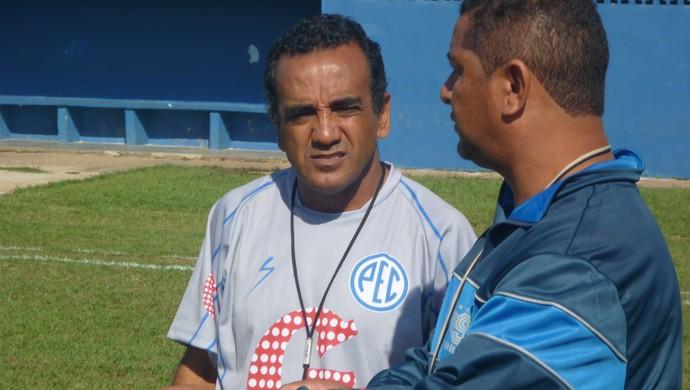Edson Ferreira, técnico do Paduano (Foto: Matheus Mandy/Divulgação)