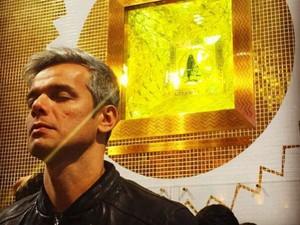 """Otaviano Costa se refere a Nossa Senhora como """"minha santa protetora"""" (Foto: Reprodução/Instagram)"""