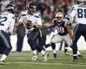 Russell Wilson brilha, e Seahawks e impõem segunda derrota aos Patriots