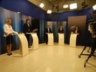 Candidatos à Prefeitura de Uberaba fazem balanço após fim do debate