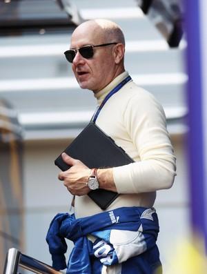 Gary Hartstein , ex-médico da Fórmula 1 (Foto: Getty Images)