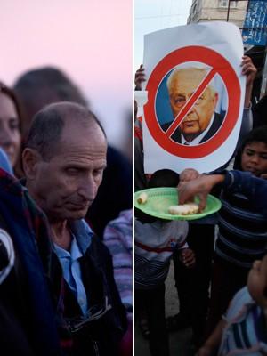 ariel sharon (Foto: Reuters/AP)