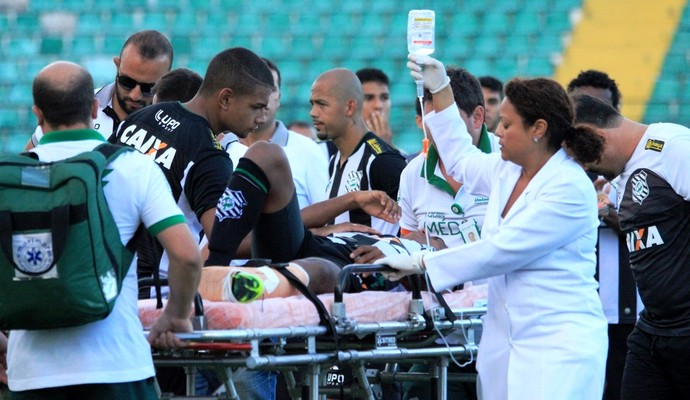 Juninho Figueirense x Guarani de Palhoça (Foto: Luiz Henrique/Figueirense FC)