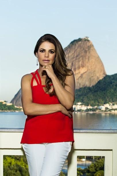 Nívea Stelmann (Foto: Daniella Alves/Divulgação)