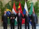 Presidente chinês parabeniza Brasil pela Olimpíada em encontro dos Brics