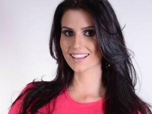 Amanda Recla, finalista do Miss Espírito Santo 2014 (Foto: Wanderson Lopes/Divulgação)