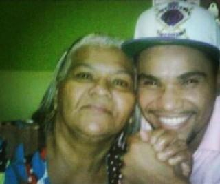 Naldo e a mãe (Foto: Instagram/Reprodução)