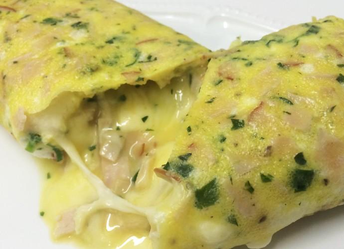 Omelete no Saco (Foto: Mais Você/Gshow)