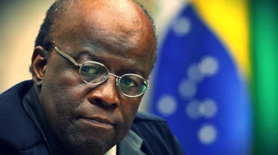 Joaquim Barbosa é ex-ministro do STF (Foto: Agência O Globo)